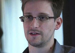 Еквадор відмовився від переговорів із Вашингтоном щодо Сноудена