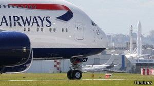 British Airways пом'якшує правила щодо використання електроніки на борту