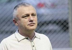 Суркіс: Не розумію бойкоту Об єднаного турніру уболівальниками