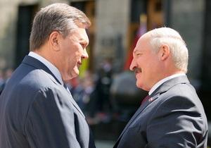 Білорусько-українські переговори - Лукашенко - Свободные новости плюс: Відсікання хвостів