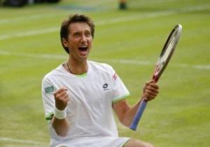 Украинец Стаховский выбил легендарного Федерера с Уимблдона
