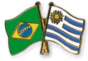 Бразилія - Уругвай - 2:1, онлайн трансляція