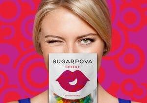 Марію Шарапову розкритикували через рекламу цукерок - Марія Шарапова