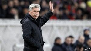 Анчелотті призначений тренером Реала