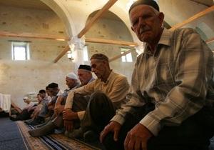 Крим - Хайтарма -  Катинь - кримські татари