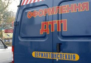 У ДТП у Чернігівській області постраждали 12 паломників