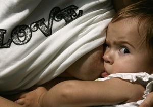 Грудне вигодовування - материнство - діти