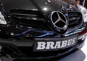 У Франції за ніч викрали сім автомобілів Mercedes на 3,5 млн євро