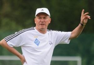 Блохин: У Динамо осталась еще одна покупка