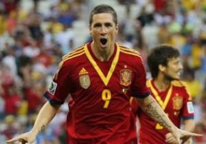 Кубок Конфедераций: Испания легко разбивает надежды Нигерии