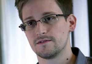 Сноуден перебуває на території Шереметьєво - джерело