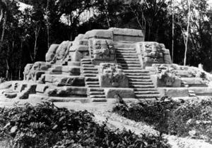 Новини науки - Археологи знайшли загублене місто майя в Мексиці