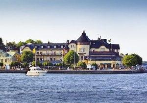Подорож Швецією - Подорож столицею Стокгольмського архіпелагу - Стокгольм - архіпелаг