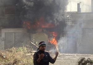 Сирійські бунтівники заявляють, що отримали зброю