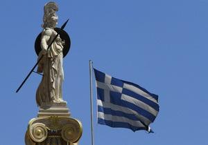 Новини Греції - Криза в ЄС - МВФ може залишити спроби утримати вливаннями хитку економіку Греції - FT
