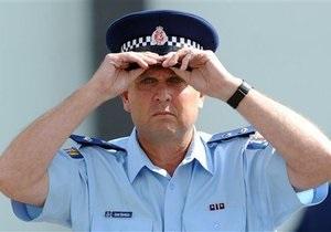 Нова Зеландія - грабіжник - поліція