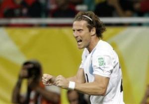 Кубок Конфедерацій-2013: Форлан приносить Уругваю важливу перемогу над Нігерією