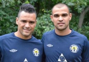 Донецкий Металлург подписал двух опытных бразильцев