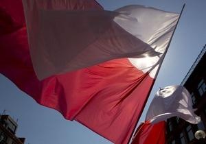 Сенат Польщі - геноцид - поляки