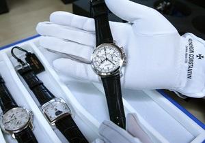 Слабкий інтерес китайців зіпсував Швейцарії статистику з експорту годинників