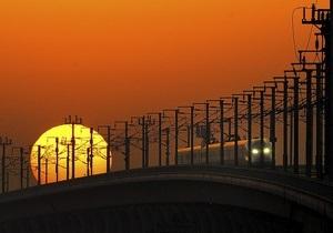 Каськив сообщил, что Китай выделил деньги на ж/д ветку в Борисполь, не уточнив, когда начнется ее строительство