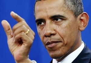 Обама чекає відповіді Росії щодо скорочення ядерного озброєння до вересня - Ъ