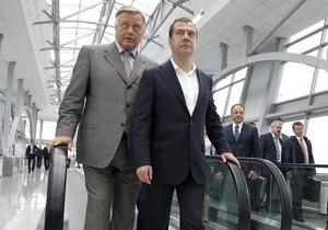 ФСБ і ФСО перевірять розсилку повідомлення про відставку глави РЗ