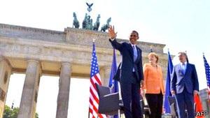Обама закликав скоротити ядерні арсенали Росії та США