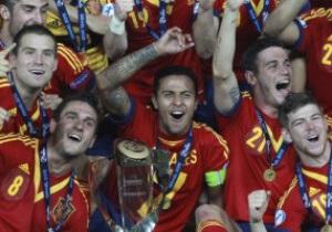 Фотогалерея. Щастя і сльози фіналу молодіжного Євро-2013