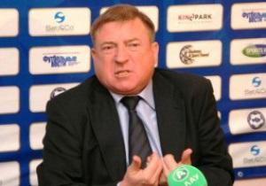 Тренер Говерлы: Мне нужны новые Гусевы, Жирковы, Сычевы и Ярмоленко