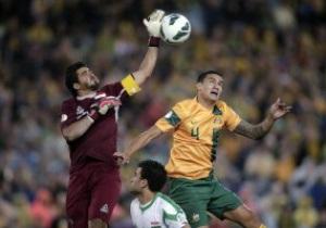 Австралия стала третьим участником Чемпионата мира по футболу