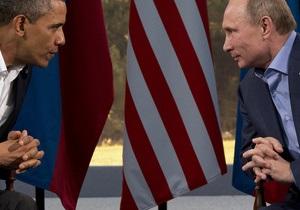 Велика вісімка - Сирія - ситуація - Путін