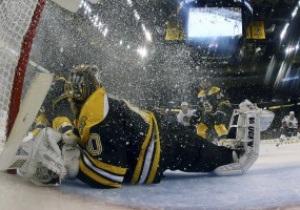 Финал NHL. Бостон выигрывает домашнюю игру и выходит вперед в серии с Чикаго