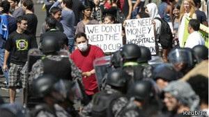 Масові протести охопили всю Бразилію