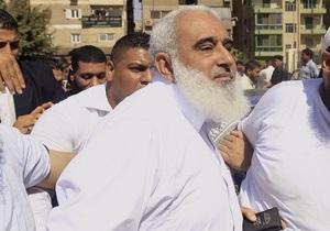 Єгипетського проповідника засудили до тюремного ув язнення за спалення Біблії