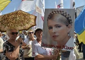 Тимошенко - президентські вибори