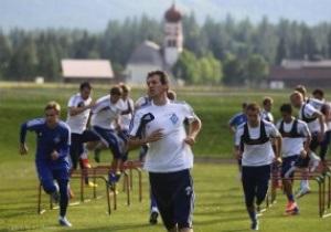 Жизнь бело-синего десанта в Австрии: Как Динамо готовится к сезону