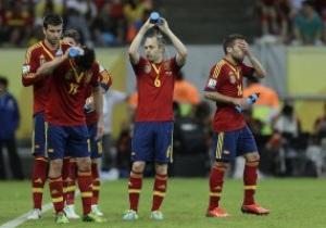 Кубок Конфедерацій-2013: Іспанія легко обіграла Уругвай