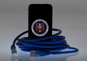 Білий дім - стеження - прослуховування - Сноуден