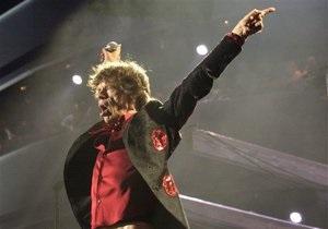 Пасмо волосся Міка Джаггера виставлять на аукціоні Bonhams