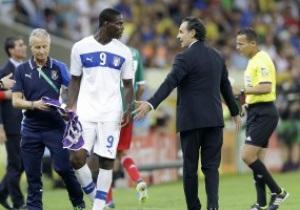 Кубок Конфедераций-2013: Италия побеждает Мексику