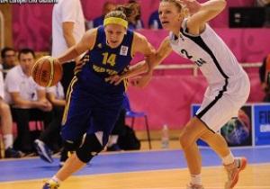 Украина уступает второй матч подряд на Евробаскете