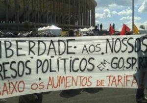 В Бразилии прошли протесты против Чемпионата мира 2014 года
