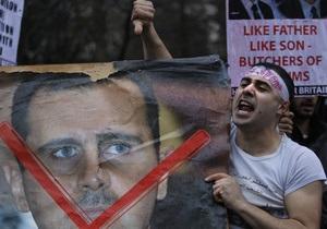 Президент Єгипту розірвав дипвідносини із владою Сирії