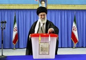 Новини Ірану - вибори в Ірані - ЗМІ: Явка на виборах в Ірані склала близько 80%