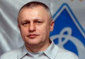 Суркис: Надеюсь, что в Киеве на матчах с россиянами соберутся аншлаги