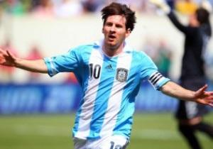 Месси обошел Марадону в рейтинге бомбардиров сборной Аргентины