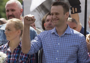 Навальний, ставши кандидатом на посаду мера Москви, заявив про співпрацю з економістом-втікачем