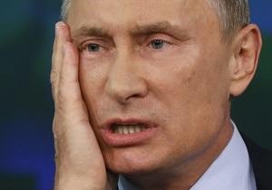 Новини Росії - Путін - Закордонна преса обговорює чутки про можливий інсульт Путіна