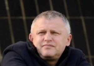 Суркис опроверг информацию о переговорах с полузащитником Зенита